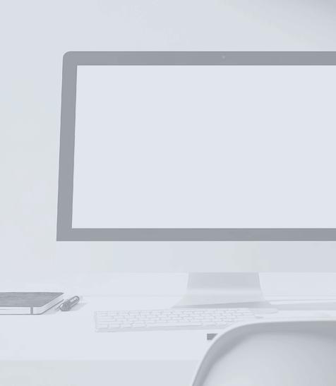 WordPress Webseiten - Ausschnitt eines Monitors