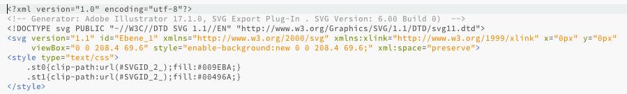 SVG Dateien responsive machen