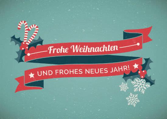 10 kostenlose Vektor-Weihnachtspostkarten von Freepik – Last Minute