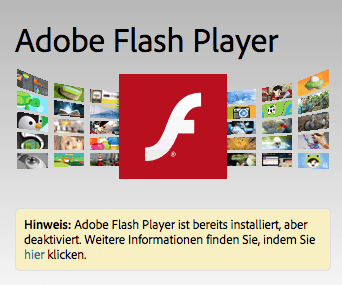 Adobe liefert Flash Player Update