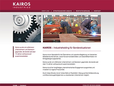 kairos-industries.com