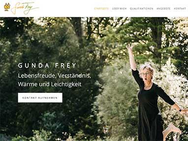 Gunda Frey – Life Coach