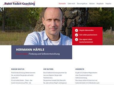 Roter Faden Coaching