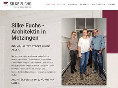 Silke Fuchs Architektin