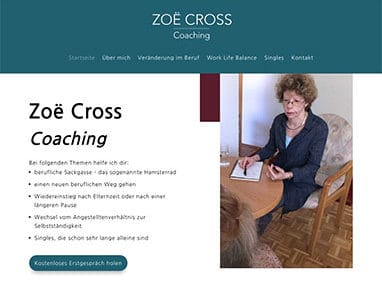 Zoe Cross Coaching