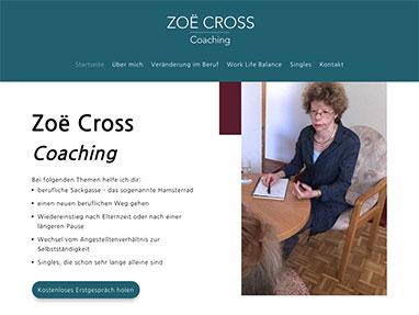 Zoe Cross Coaching