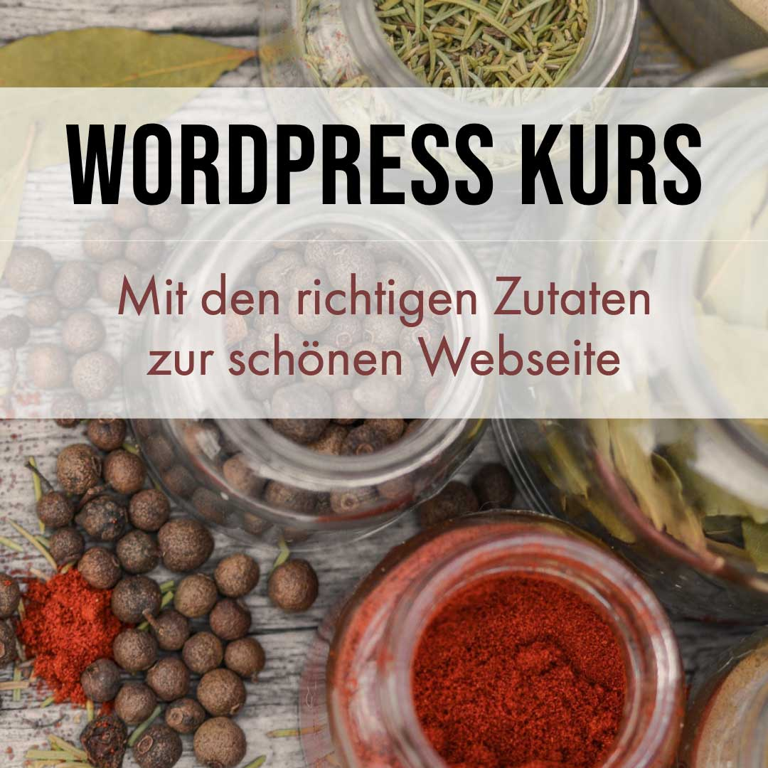 WordPress Kurs mit Divi