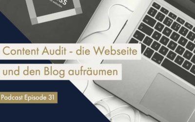Content Audit – Pimp up your Content