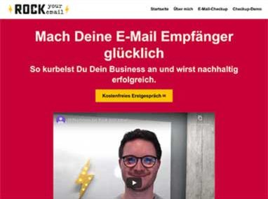 Rock your email – Tobias Eickelpasch