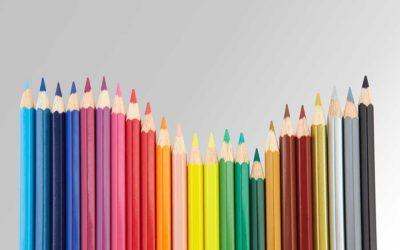 Finde die richtigen Farben für deine Website und dein Business