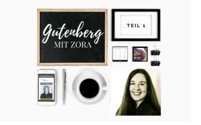 Ich und der Gutenberg-Editor – Eine Challenge