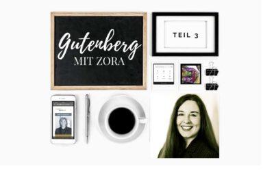 Mit Gutenberg in den Frühling starten! 🙏😊🌸 – Teil 3